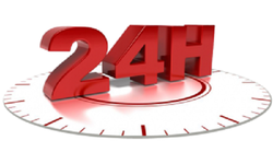 Top 5 Reasons You Should Always Hire a 24 Hour Locksmith